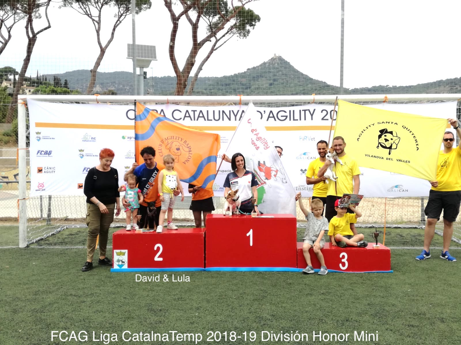 FCAG LIga Catalana Temp 2018-19 - División Honor Mini